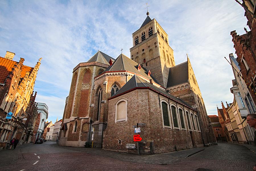 Sint Jacobskerk Kilisesi