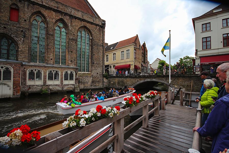 Tekne turu ve Brugge