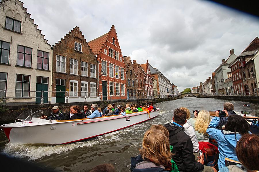 Brugge evleri