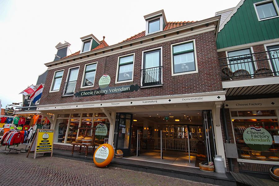 Peynir Müzesi - Volendam